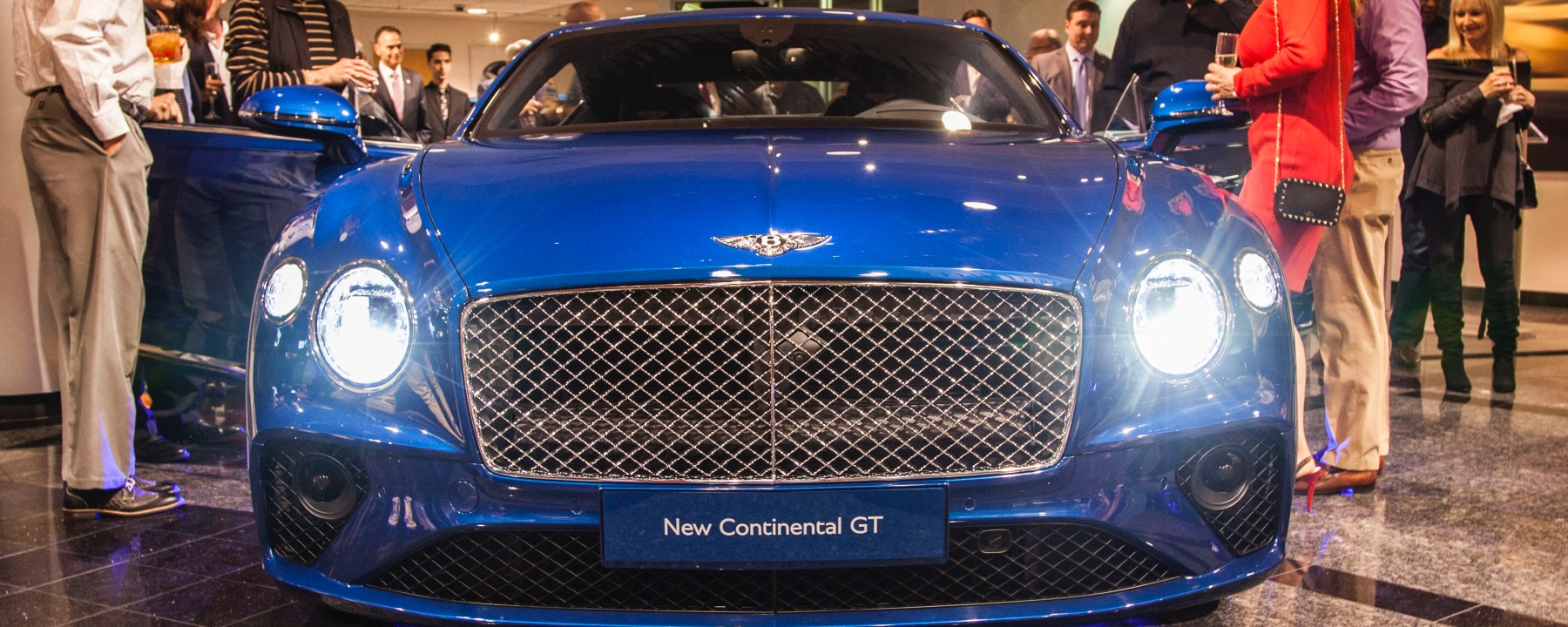 Bentley Rancho Mirage Celebrates The Bentley Continental