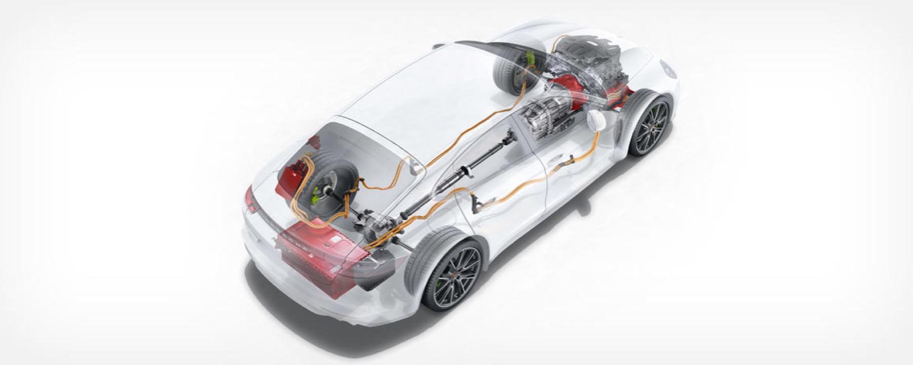 E Performance From Porsche Indigo Auto Group Blog