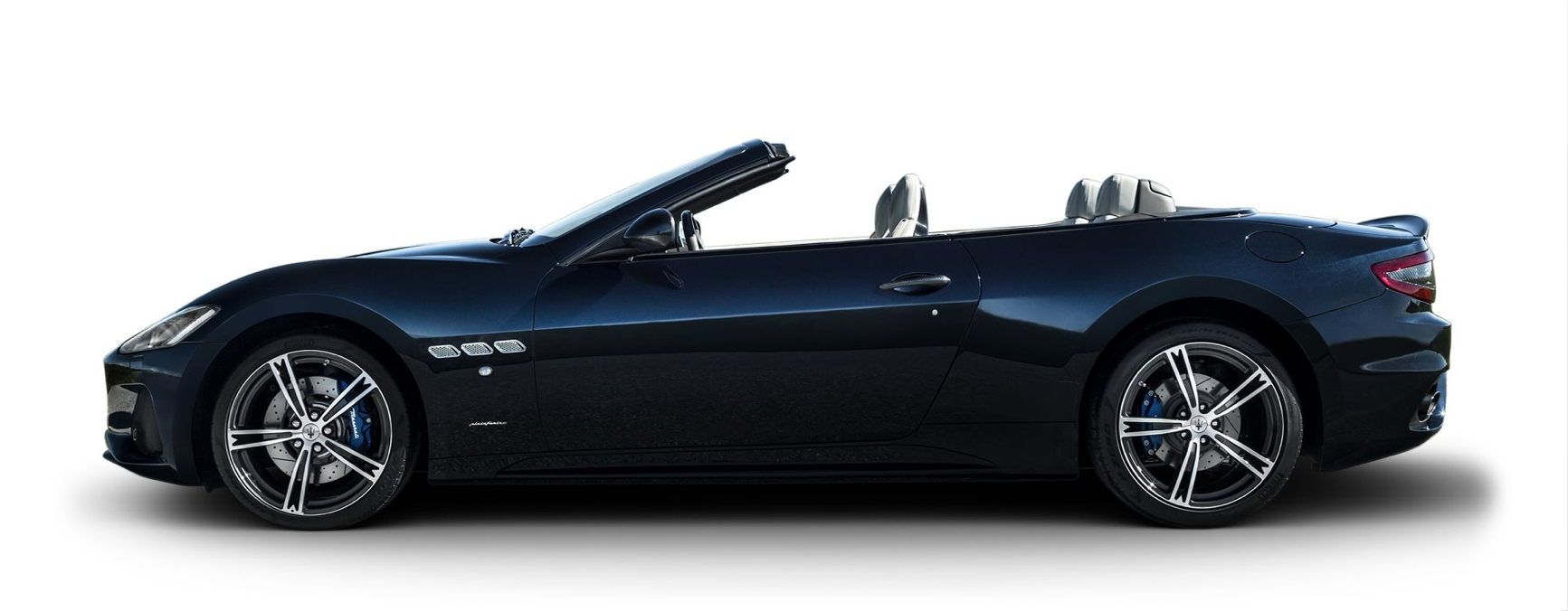 Three Reasons To Love The Maserati Grancabrio Indigo
