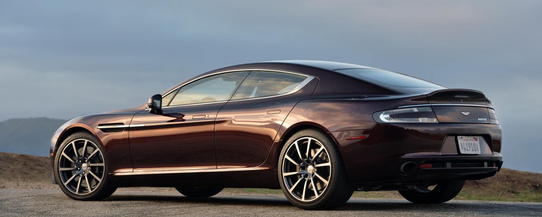 The Stunning Aston Martin Rapide S Aston Martin Rancho Mirage Blog - Aston martin rapid s