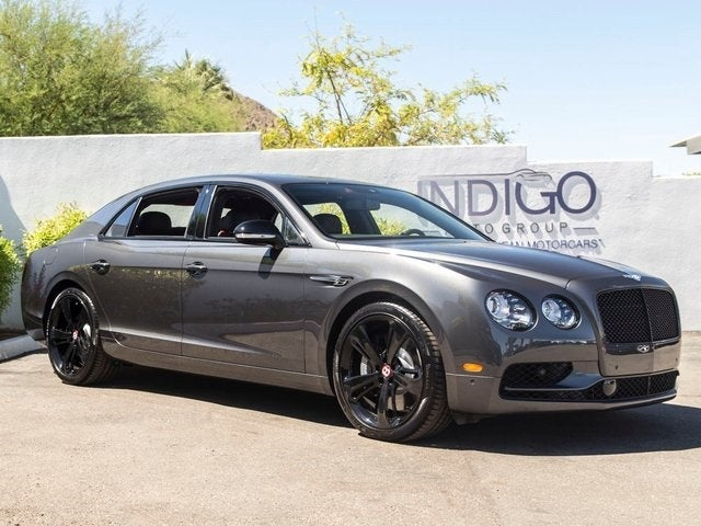 2018 Bentley Flying Spur V8 S Rancho Mirage Ca Cathedral City Palm Desert Springs California Scbeh9za9jc069612