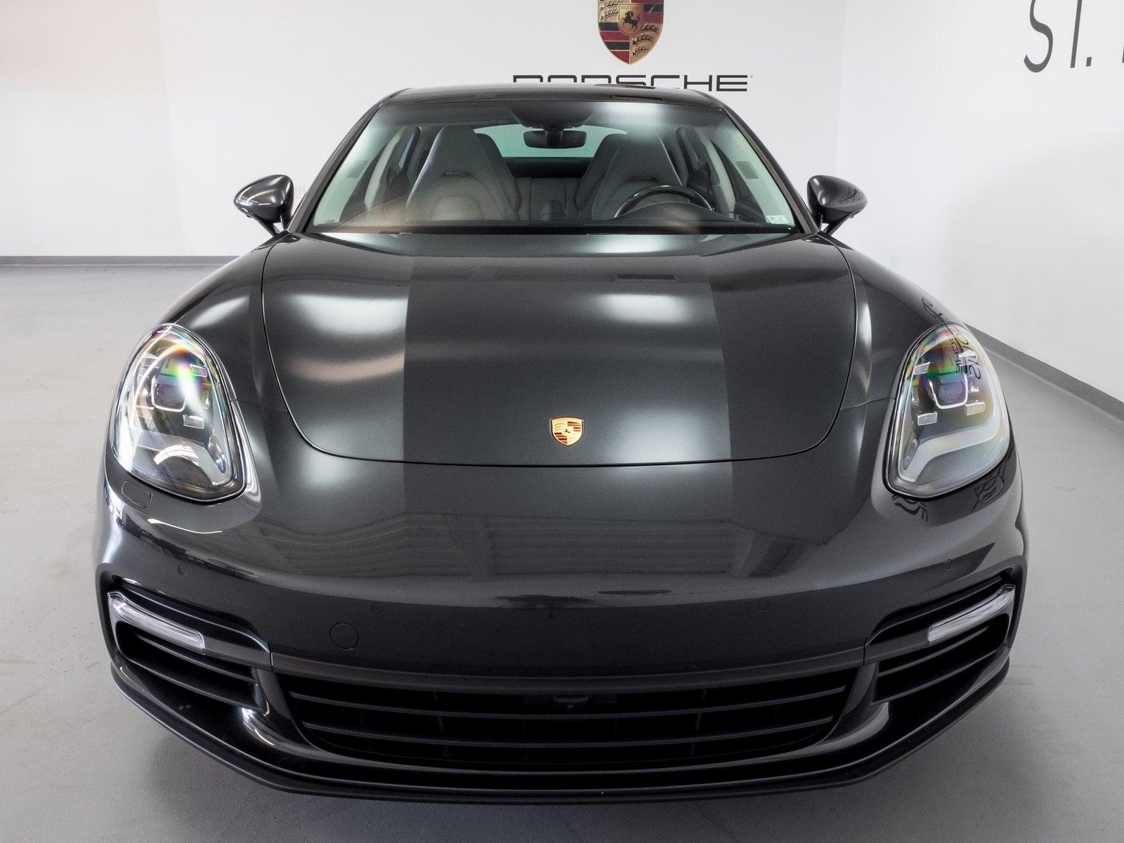 2018 Porsche Panamera 4s In Rancho Mirage Ca Indigo Auto Group