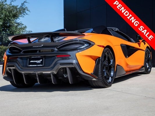 Land Rover Houston North >> 2020 McLaren 600LT Spider Rancho Mirage CA | Cathedral City Palm Desert Palm Springs California ...