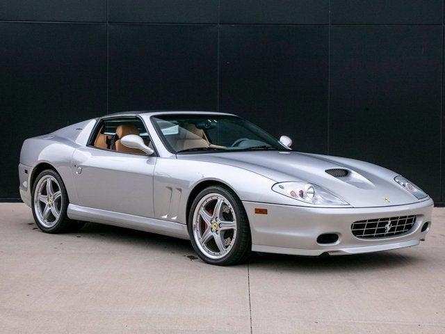 2005 Ferrari Superamerica Rancho Mirage Ca Cathedral City Palm Desert Palm Springs California Zffgt61ax50142607