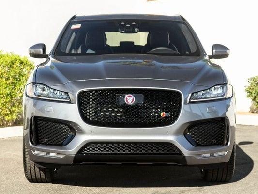 Jaguar F Pace S >> 2020 Jaguar F Pace S
