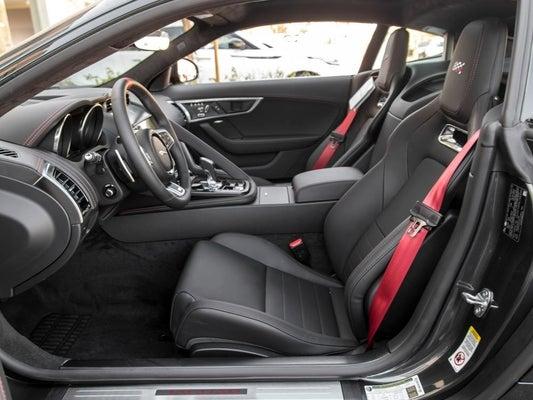 2020 Jaguar F-TYPE Checkered Flag LE Coupe
