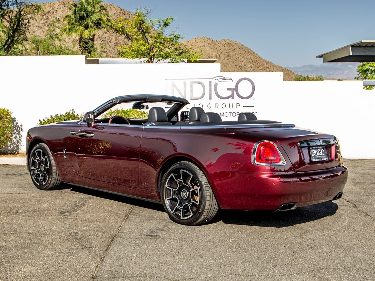 2019 Rolls Royce Dawn Black Badge Rancho Mirage Ca