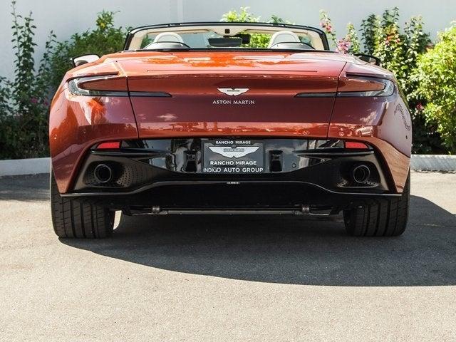 2019 Aston Martin Db11 Volante Rancho Mirage Ca Cathedral City