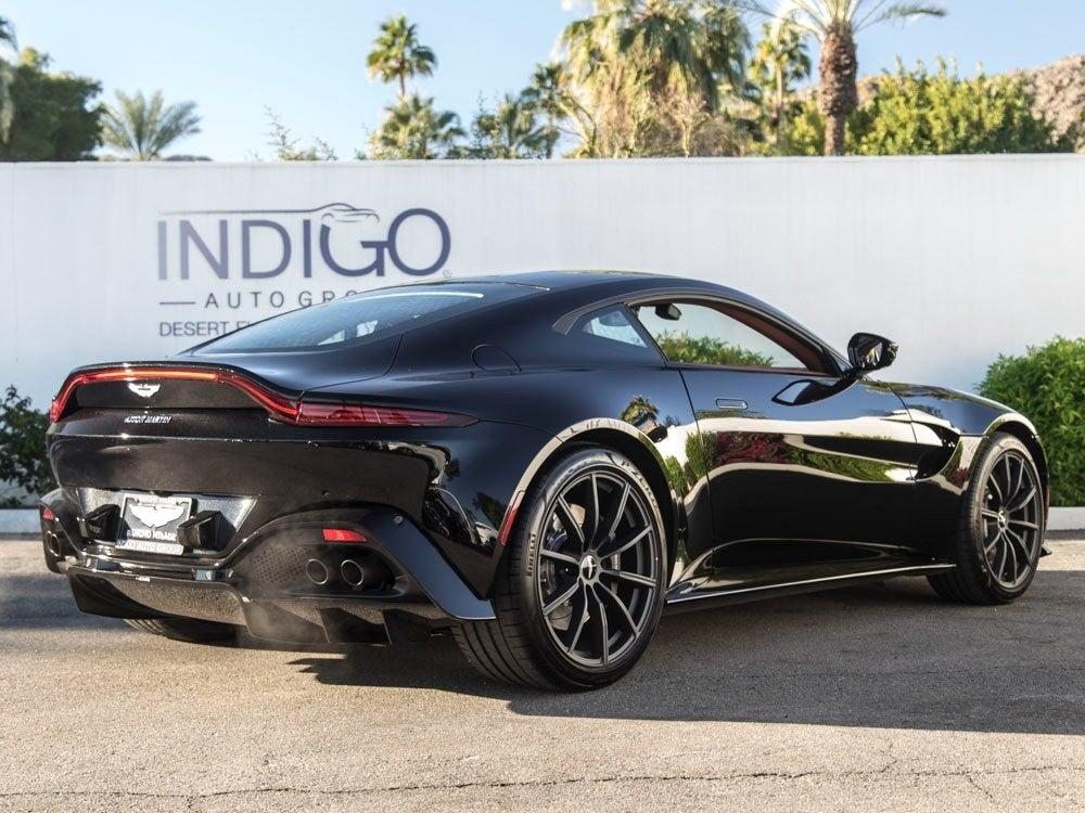2019 Aston Martin Vantage Coupe Rancho Mirage Ca Cathedral City