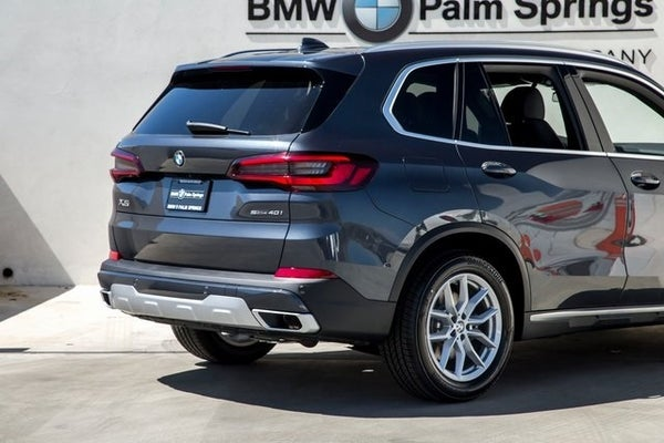 2020 Bmw X5 Sdrive40i Rancho Mirage Ca Cathedral City Palm Desert Palm Springs California 5uxcr4c09l9c18347