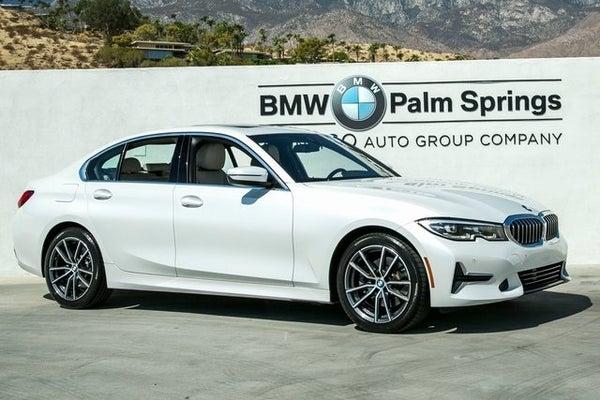 BMW Palm Springs >> 2020 Bmw 3 Series 330i