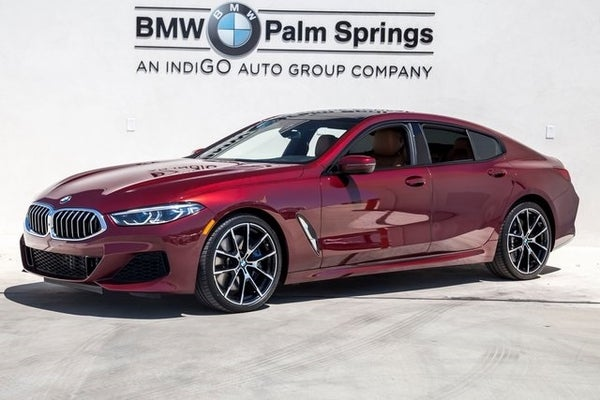Bmw Palm Springs >> 2020 Bmw 8 Series 840i Gran Coupe