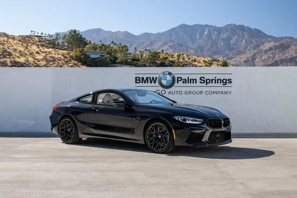 Bmw Palm Springs >> 2020 Bmw M8 Competition Coupe