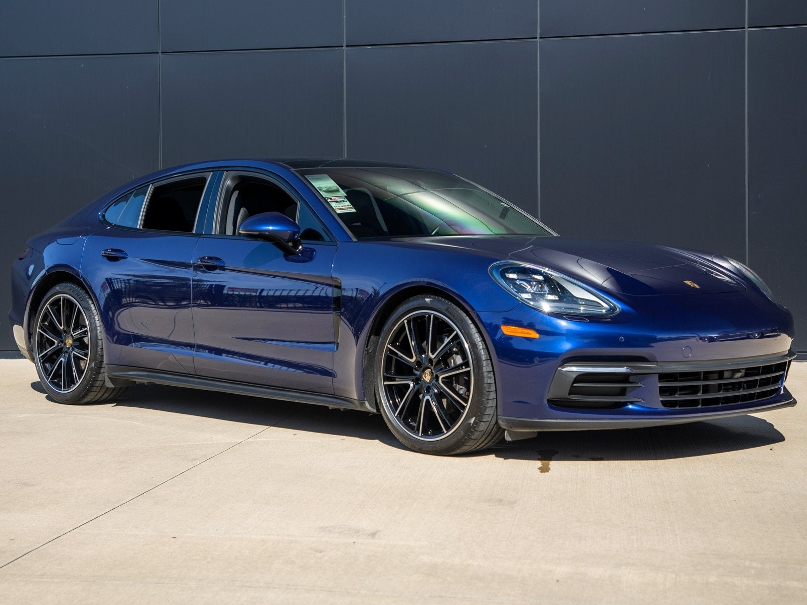 2020 Porsche Panamera Service Loaner Rancho Mirage Ca Cathedral City Palm Desert Palm Springs California Wp0aa2a74ll102543