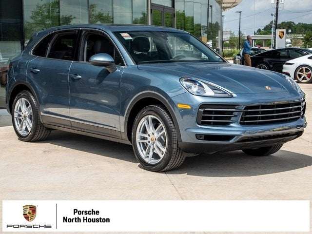2020 Porsche Cayenne Service Loaner Rancho Mirage Ca Cathedral City Palm Desert Palm Springs California Wp1aa2ay7lda06391