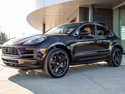 2020 Porsche Macan S Service Loaner Rancho Mirage Ca Cathedral City Palm Desert Palm Springs California Wp1ab2a5xllb33581