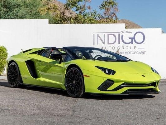 2019 Lamborghini Aventador Roadster Rancho Mirage Ca Cathedral