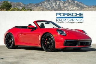 2020 Porsche 911 Carrera 4s Executive Demo Rancho Mirage Ca Cathedral City Palm Desert Palm Springs California Wp0cb2a92ls262773
