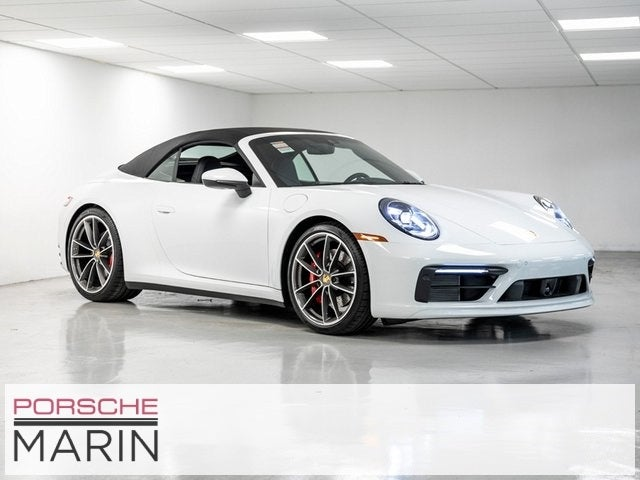 2020 Porsche 911 Carrera 4s Cabriolet Rancho Mirage Ca Cathedral City Palm Desert Palm Springs California Wp0cb2a92ls263678