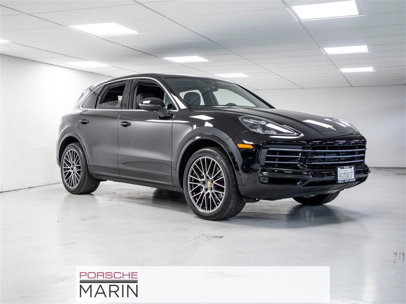 2020 Porsche Cayenne Rancho Mirage Ca Cathedral City Palm Desert Palm Springs California Wp1aa2ay2lda05651